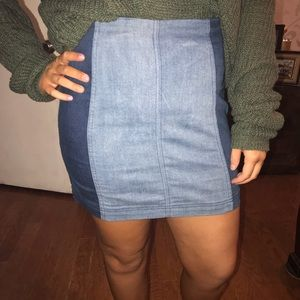 FREE PEOPLE SKIRT SIZE 10